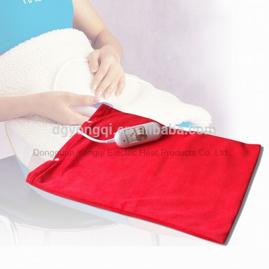 CE Approved Far Infrared Heating Therapy Heating Pad pictures & photos