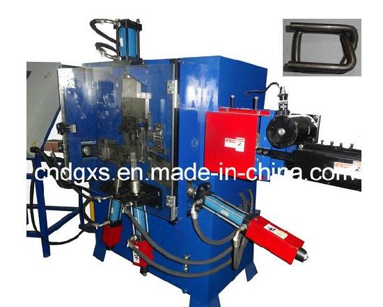 Strapping Band Clip Steel Wire Buckle Making Machine (GT-dB8) pictures & photos
