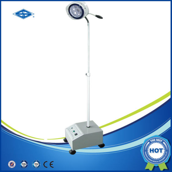 Multifunctional Mobile Medical LED Exam Diagnostic Lamp (YD01ALED) pictures & photos