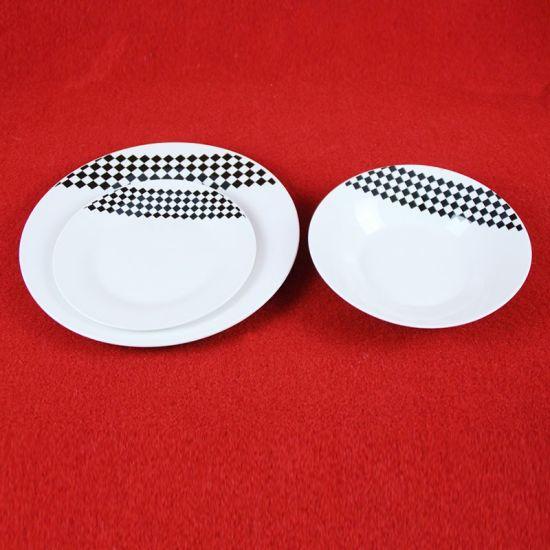 Cheap Custom Designs Porcelain Ceramic Dinner Plates & China Cheap Custom Designs Porcelain Ceramic Dinner Plates - China ...
