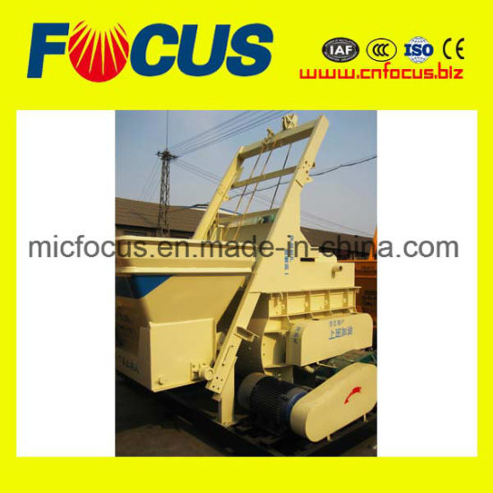 Excellent Performance Js750 Concrete Mixer with Factory Price pictures & photos