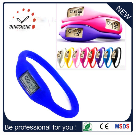 Fashion Ion Watches/Sports Silicone Ion Watch (DC-270)