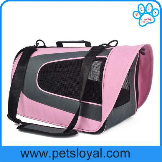 Factory Wholesale Medium Large Pet Dog Cat Travel Carrier Bag