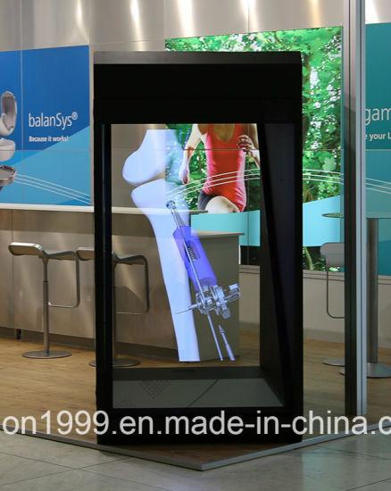 70 Inch Hologram Display Showcase, Holocube, 3D Holobox