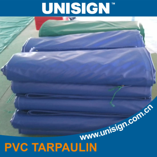 High Quality Fitted Anti-Dust PVC Truck Cover Tarpaulin pictures & photos