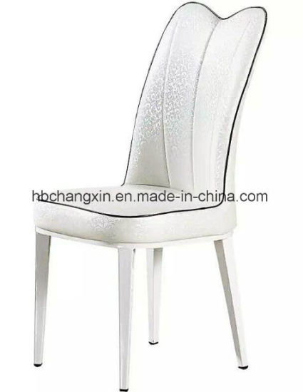 European Style Wholesale Modern PU Leather Dining Chair