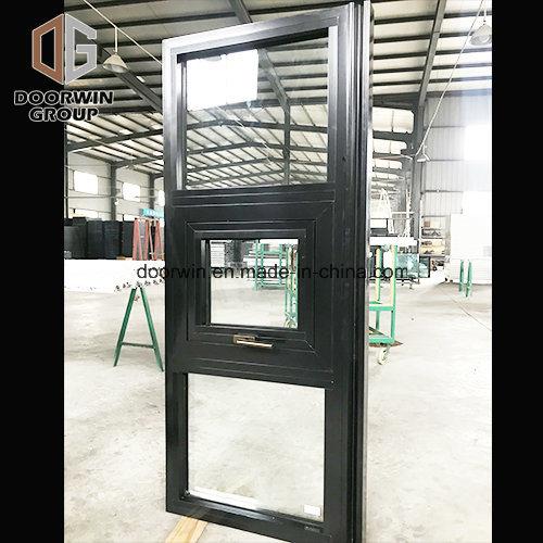 European Style Aluminium Awning/Single Hung Window