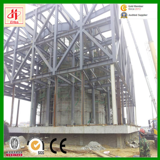 Construction Designing Steel Prefab Structure House pictures & photos