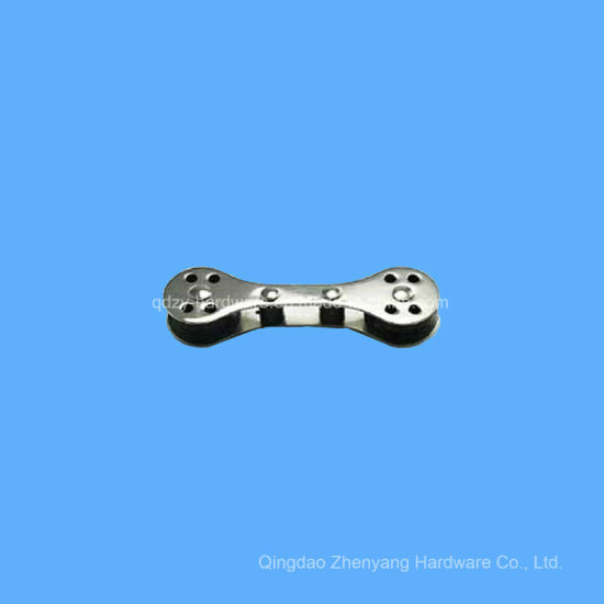 Stainless Steel Block with Nylon Sheave Pulley (B1-080)