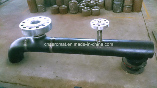 Lined Steel Pipe for Petrochemical Industry pictures & photos
