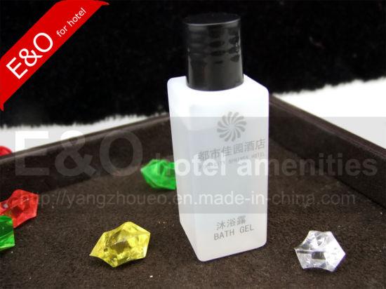 50ml Plastic Bottle, Hotel Shampoo Bottle, Eo-B128