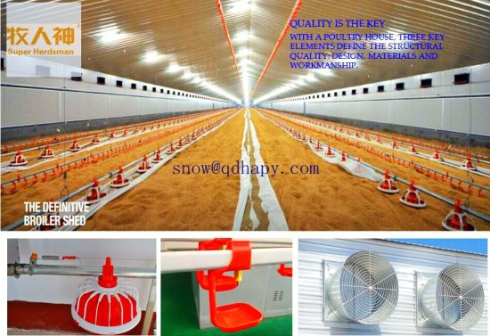 Heated Umbrella in Poultry House with Other Matching Machines pictures & photos