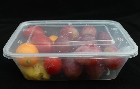 3 Compartment Microwave Safe Food Container With Lid