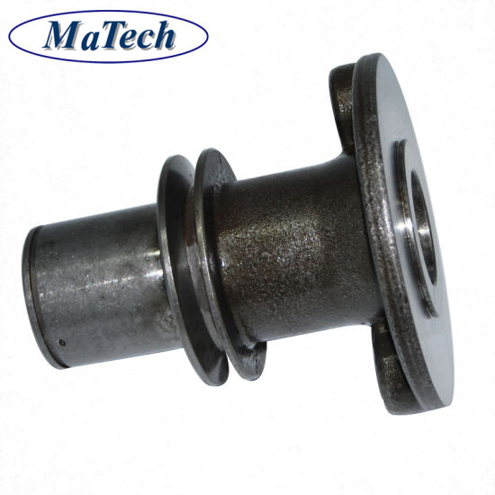 China Precision Steel Casting Foundry Custom Metal Flange