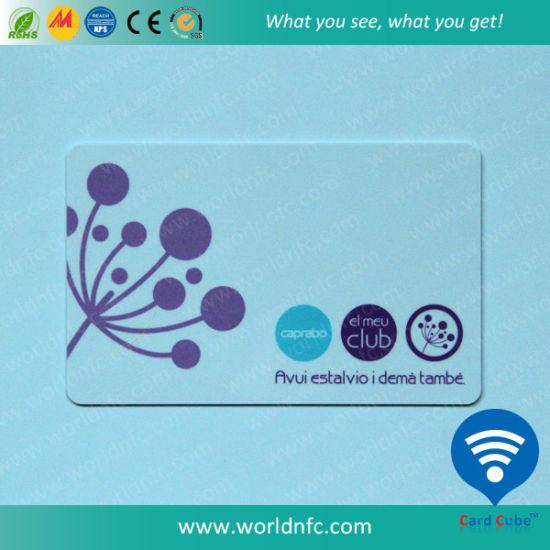 China Factory Price 13 56MHz Hf Mf Classic 1k RFID Card - China RFID