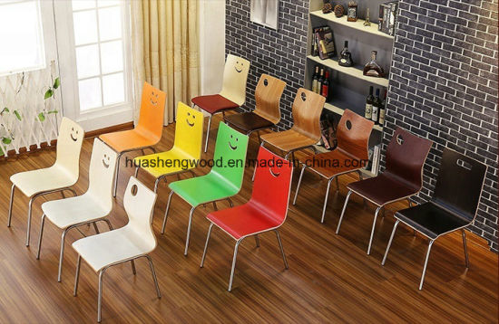Colorful Dining Room Kids Bentwood Chair pictures & photos
