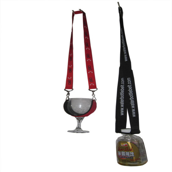 Sublimation Printed Personalized Bottle Holder Lanyard Bottle Opener Keychain Medal pictures & photos