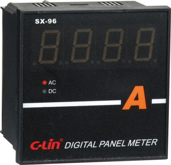 Digital Current/Voltage/Frequency Measuring Meter Sx-96 Series