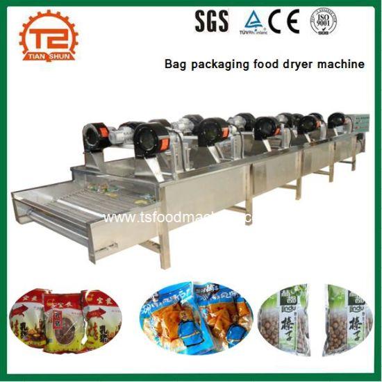 Bag Packaging Food Dryer Machine Drying Equipment