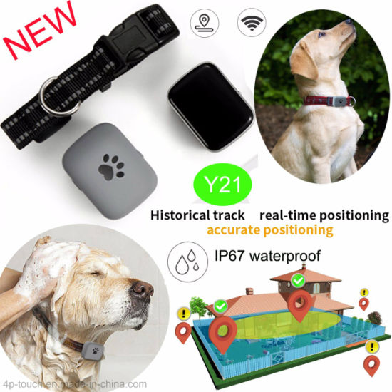 Long Standby Pet Mini GPS Tracker with Geo-Fence Y21 pictures & photos