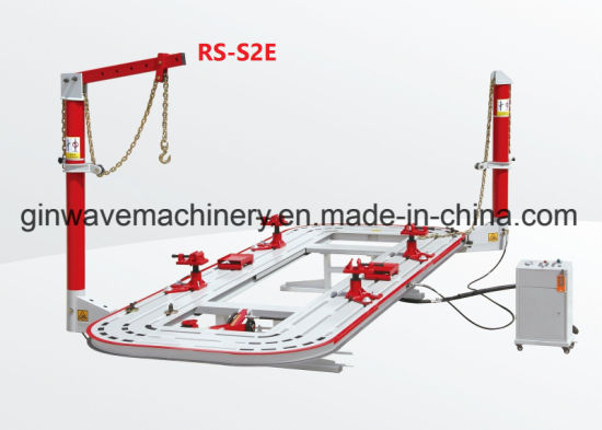 China High Quality Auto Body Repair Bench/ Car Frame Machine - China ...