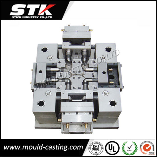 Customed Industrial Machanical Metal Polished Plastic Injection Mould pictures & photos