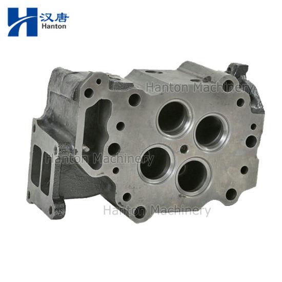 Komatsu diesel engine 6D125 parts cylinder head 6151111102