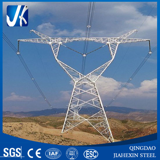 Power Transmission Tower (JHX--JST018) with HDG pictures & photos