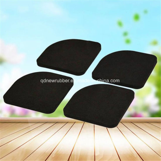 Black Table Rubber Furniture Chair Feet Leg Bottom Anti Skid Shock Floor Protector Pictures