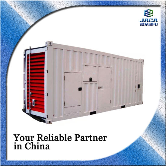 China Mitsubishi/Sme Diesel Engine Genset Generator Set
