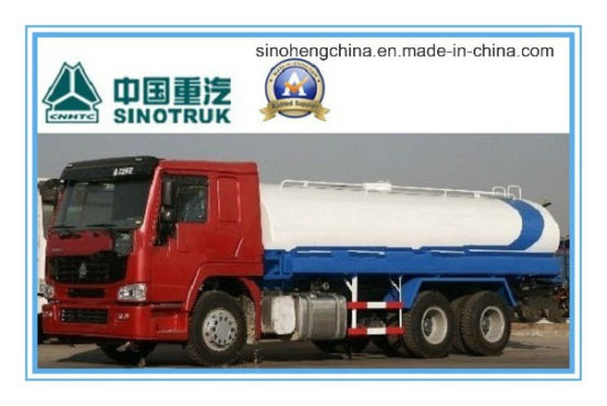 23.5m3 Sinotruk / Cnhtc HOWO Water Tank Truck / Sprinkler Truck pictures & photos