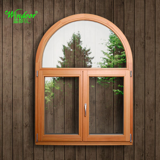 china top arch design aluminium swing windows china arch type upvc