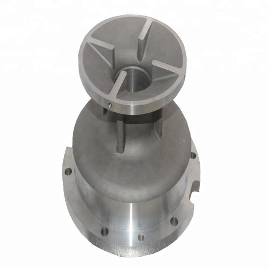 Qingdao Factory OEM Casting and CNC Machining Service Custom CNC Parts