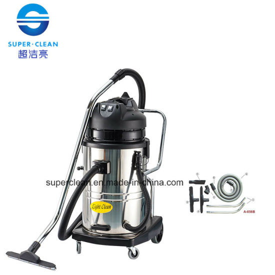 Light Clean 60L Wet and Dry Vacuum Cleaner pictures & photos