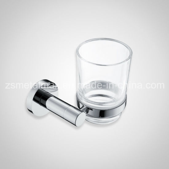 Stainless Steel Bathroom Wall Mounted Glass Cup Holder (BT002)