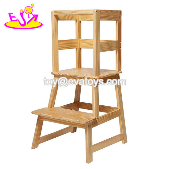 Wooden Small Step Stool For Toddlers