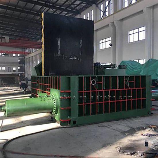 Hydraulic Horizontal Scrap Metal Baler for Scrap Aluminum Steel Copper Press Recycling
