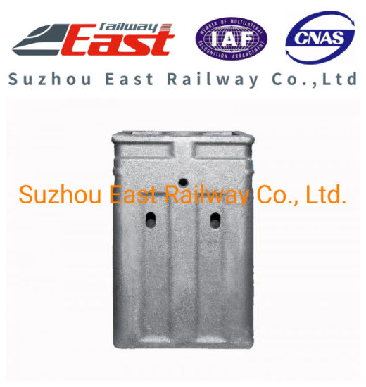Railway Coupler Parts Draft Gear for Passenger Car and Wagon