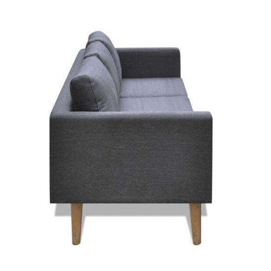 Solid Wood Durable Beautiful Hotel Sofa Furniture Living Room Sofa