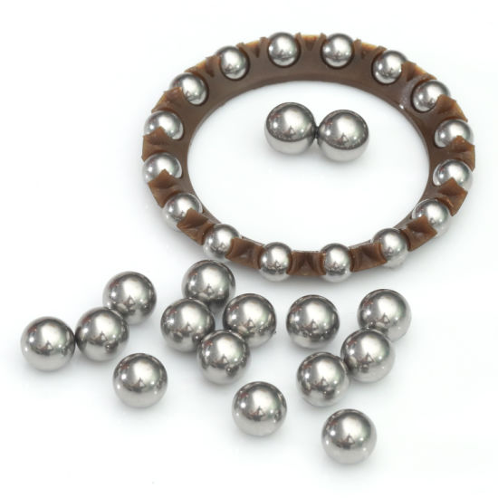 """One 1/"""" 316 stainless steel bearing ball"""