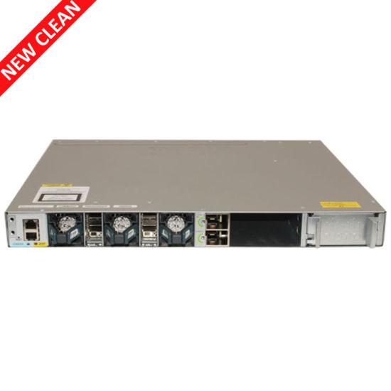 1 Year Warranty Cisco WS-C3750X-24T-L 24-Port Gigabit 3750X Switch w// AC Power
