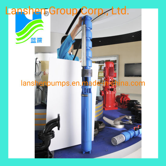 China 150RJC50-13 Long Shaft Deep Well Pump, Submersible