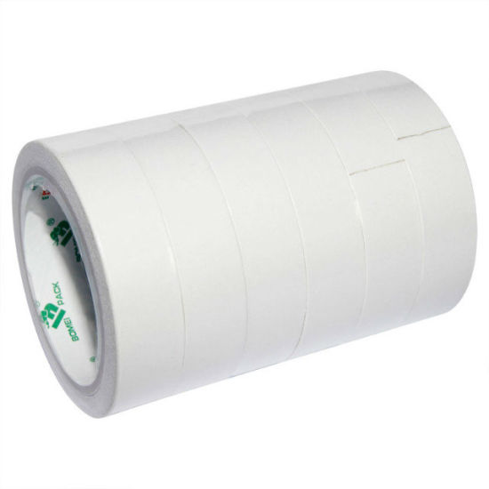 White Double Sided Adhesive Tape pictures & photos