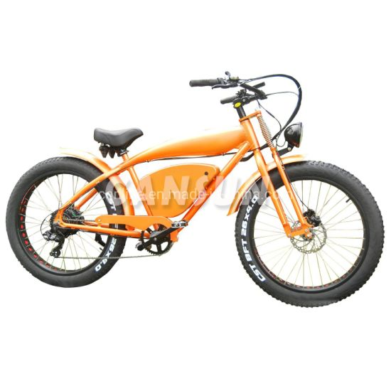 26inch Fat Tire Electric Bicycle 8fun Motor Bike pictures & photos