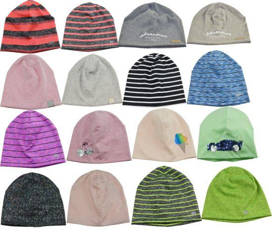 Basic Custom Single Jersey Hat BSCI Hy19080607