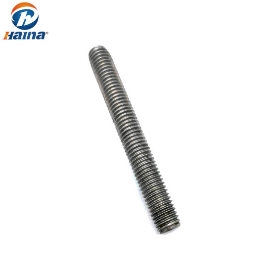 Hot Sale Stainless Steel M6 10mm-1000mm Length Full Thread Rod Stud Bolts