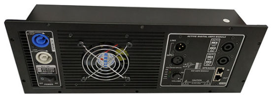 High Compact Active Vx12A Powered Line Array Speaker DSP Module