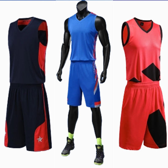 Best Unique Clothing of Basketball Jersey for Basketball Team