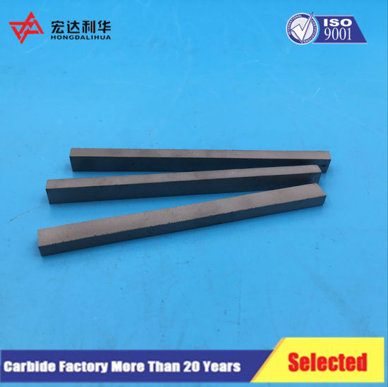 Tungsten Carbide Strips for Woodworking in Zhuzhou pictures & photos