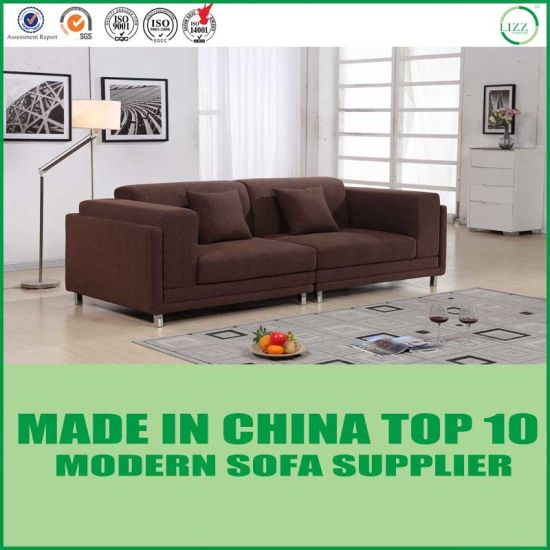 China Modern European Furniture Living Room Fabric Sofa Bed China